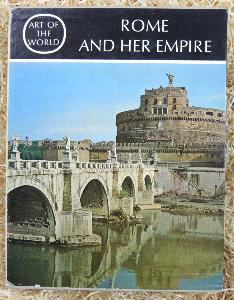 Art of the world - Rome and her empire  260 Seiten
