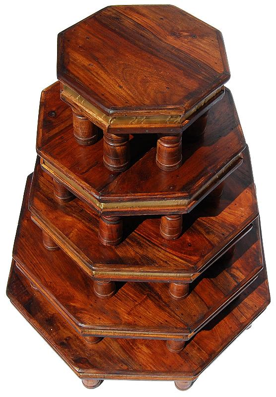 orientalische tische. Black Bedroom Furniture Sets. Home Design Ideas