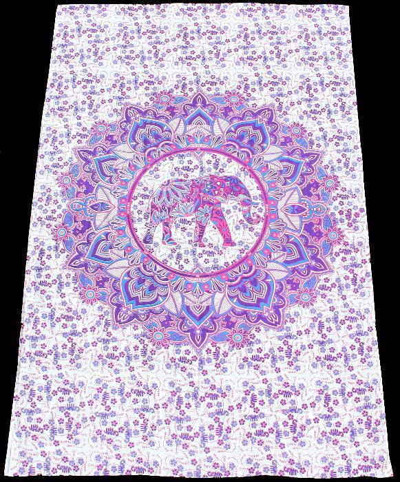 elefanten mandala tuch 4